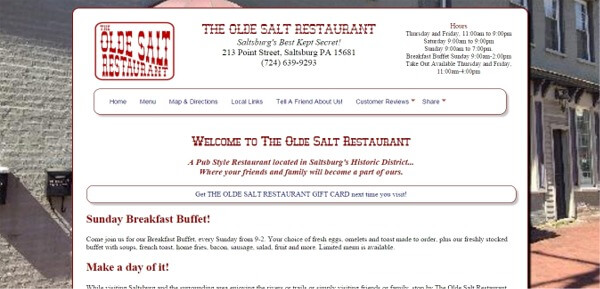 The Olde Salt Restaurant